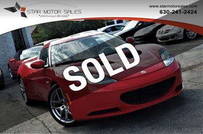 2011 Lotus Evora 2dr Coupe 2+2