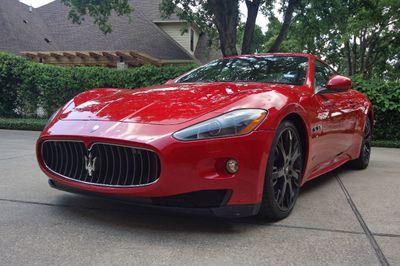 2011 Maserati GranTurismo MC Sportline - Click to see full-size photo viewer