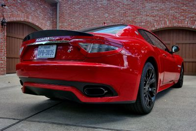 2011 Maserati GranTurismo MC Sportline - Click to see full-size photo viewer