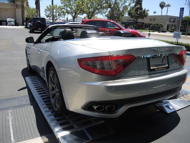 2011 Maserati GranTurismo Convertible 2dr - Click to see full-size photo viewer