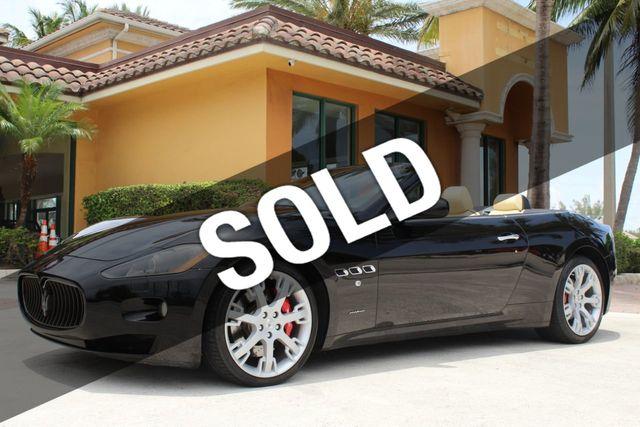 Used Maserati Granturismo >> Used Maserati Granturismo Convertible At Domani Motor Cars Inc