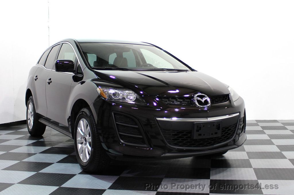 2011 Used Mazda CX7 CERTIFIED CX7 i SPORT at eimports4Less