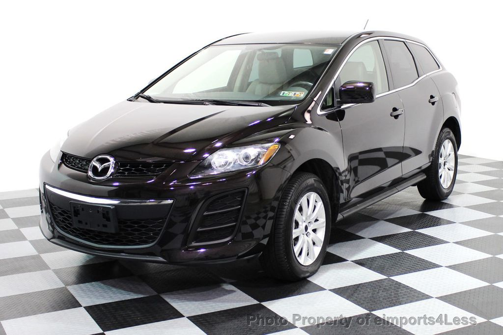 2011 used mazda cx 7 certified cx 7 i sport at eimports4less serving doylestown bucks county. Black Bedroom Furniture Sets. Home Design Ideas