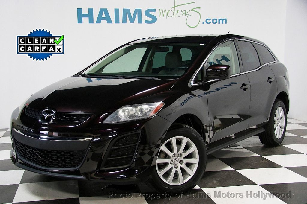 2011 Used Mazda Cx 7 Fwd 4dr I Touring At Haims Motors Serving Fort