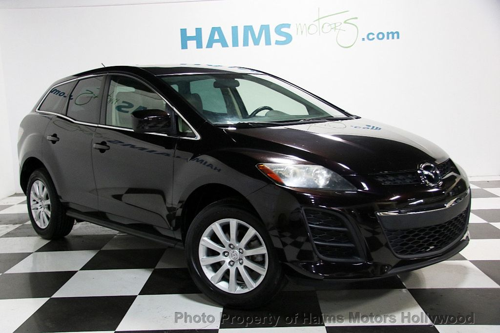 2011 used mazda cx 7 fwd 4dr i touring at haims motors ft lauderdale
