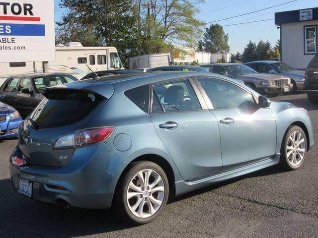 2011 Mazda Mazda3 5dr Hatchback Manual S Sport Hatchback    JM1BL1K61B1472650   2