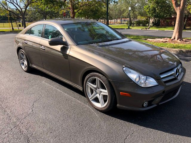 2011 Mercedes-Benz CLS  - Click to see full-size photo viewer
