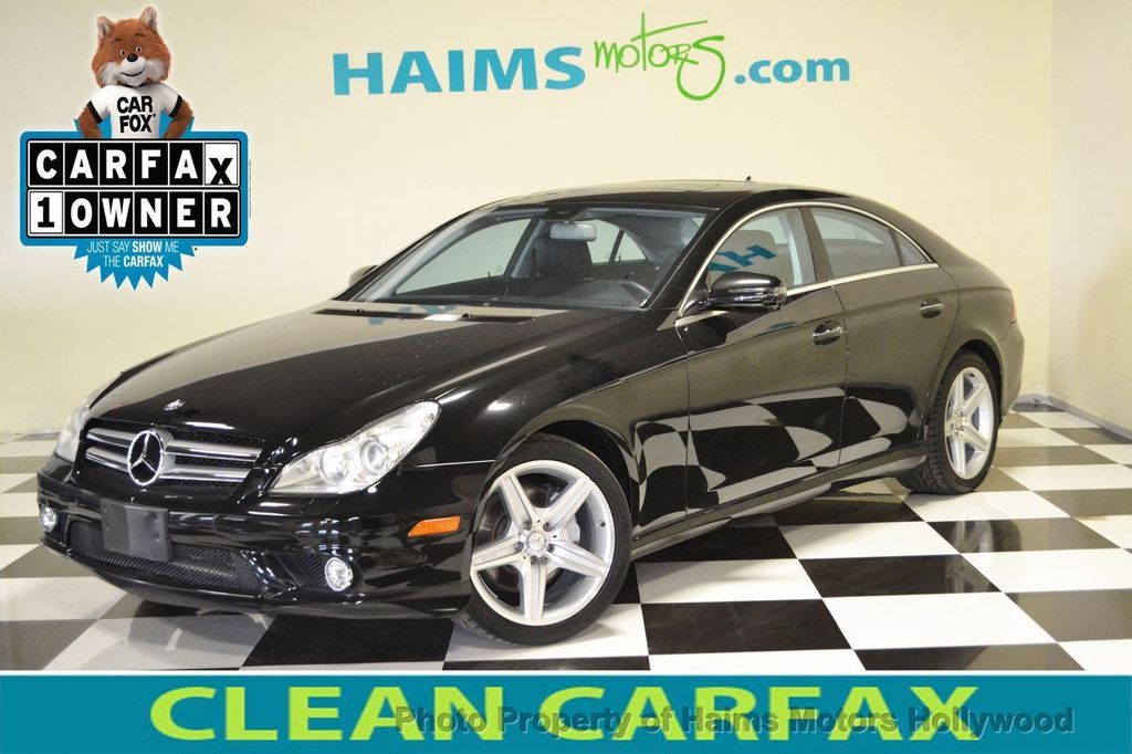 2011 used mercedes benz cls class at haims motors serving for Used mercedes benz cls class