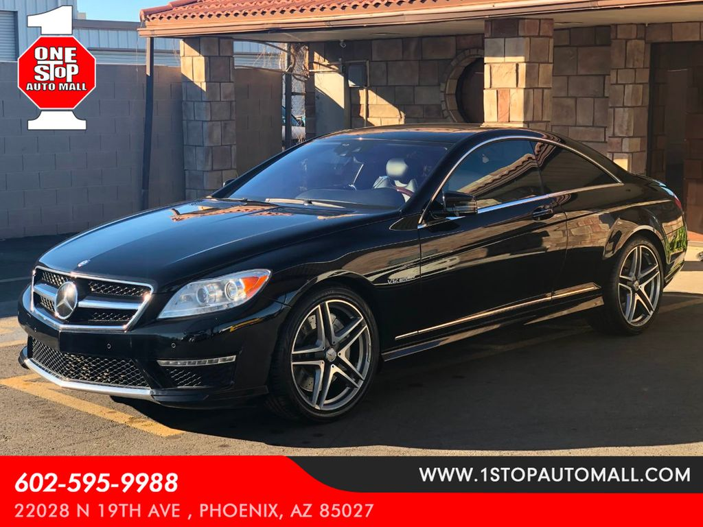2011 Mercedes-Benz CL-Class 2011 Mercedes Benz CL Class CL65 AMG V12 BiTurbo Coupe - 18463623 - 0