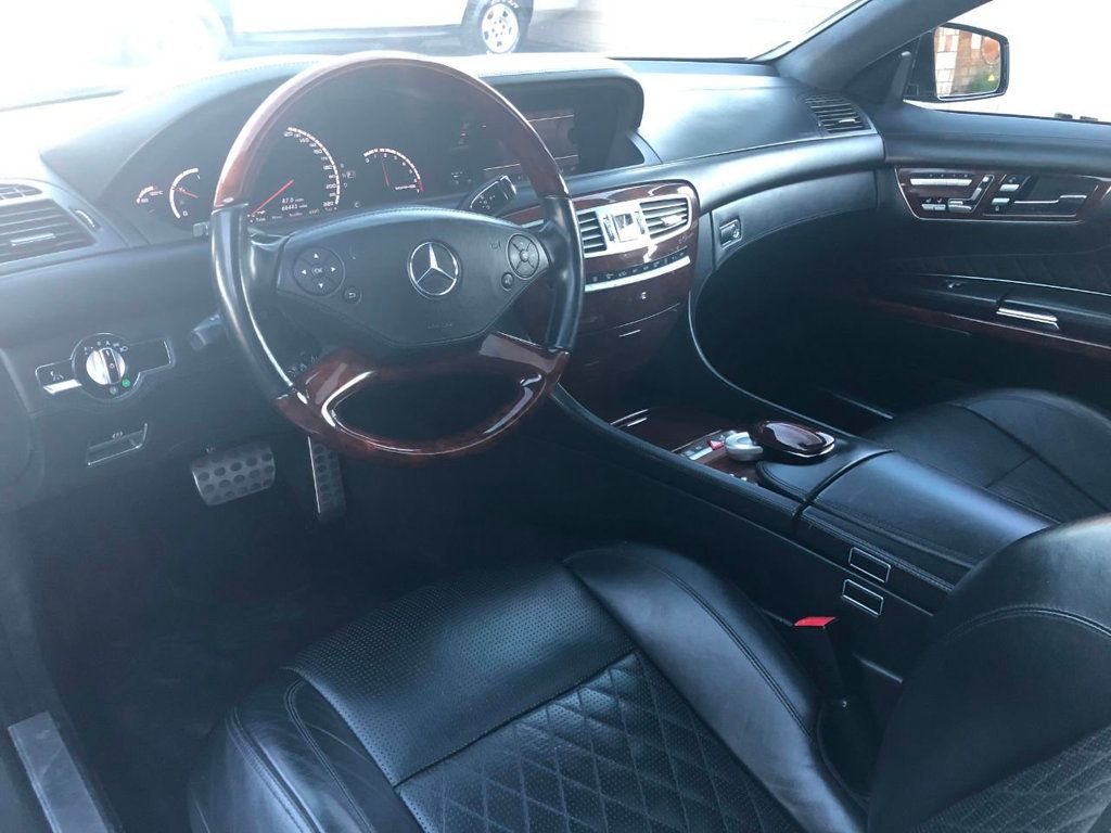 2011 Mercedes-Benz CL-Class 2011 Mercedes Benz CL Class CL65 AMG V12 BiTurbo Coupe - 18463623 - 13
