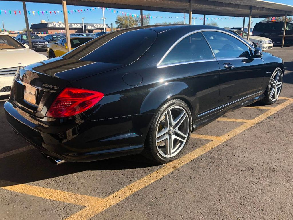 2011 Mercedes-Benz CL-Class 2011 Mercedes Benz CL Class CL65 AMG V12 BiTurbo Coupe - 18463623 - 5