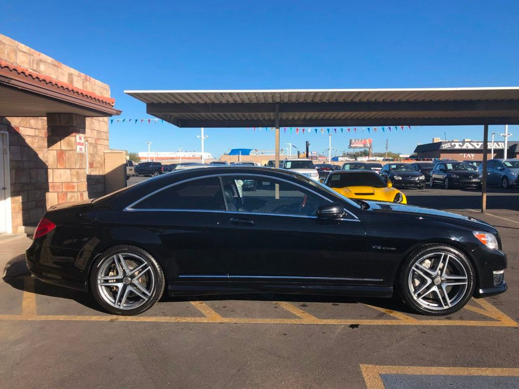 2011 Mercedes-Benz CL-Class 2011 Mercedes Benz CL Class CL65 AMG V12 BiTurbo Coupe - 18463623 - 6