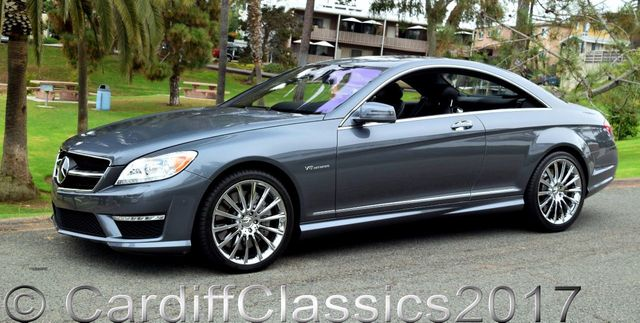 2011 Mercedes-Benz  CL-63 AMG - Click to see full-size photo viewer