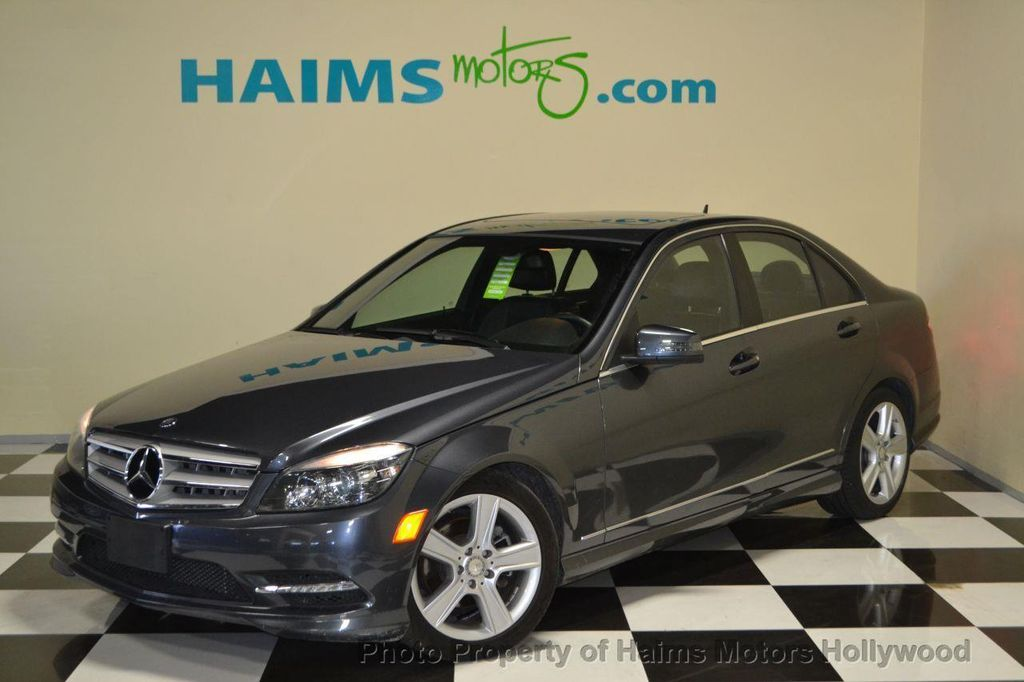 2011 used mercedes benz c class 4dr sedan c300 sport for Mercedes benz credit card review