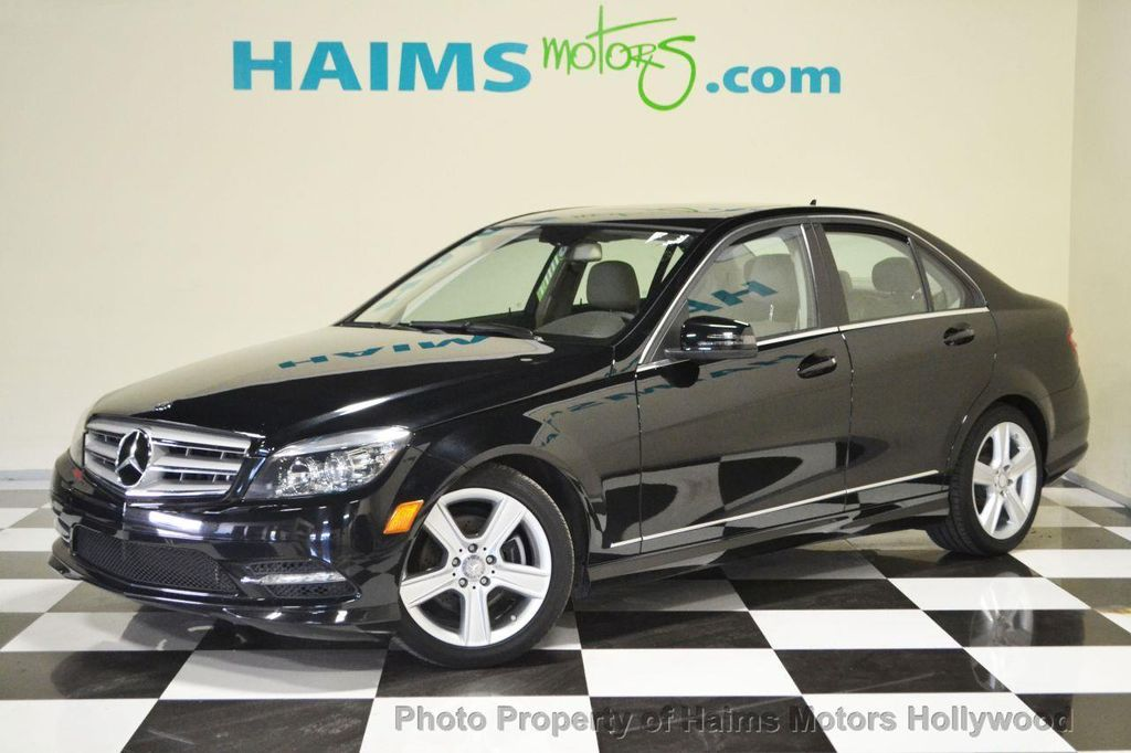 2011 used mercedes benz c class 4dr sedan c300 sport