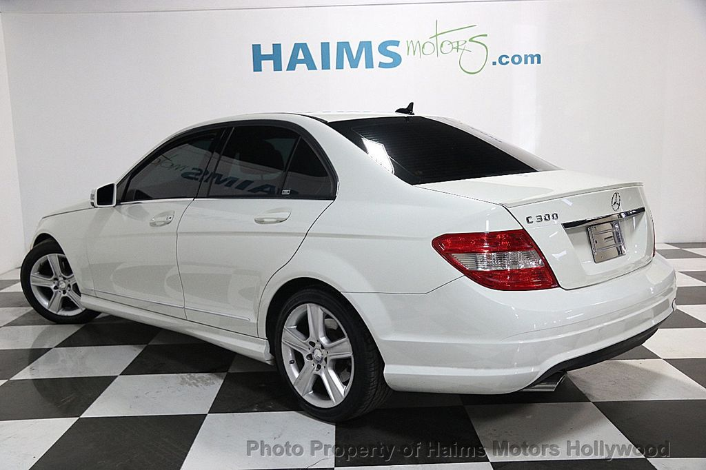 2011 used mercedes benz c class 4dr sedan c300 sport rwd for Mercedes benz 2011 c300