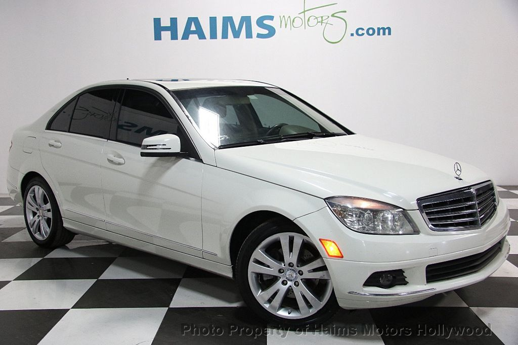 2011 Mercedes-Benz C-Class 4dr Sedan C300 Sport RWD - 16294113 - 2
