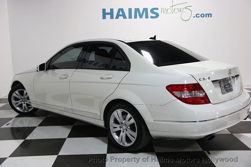 2011 Mercedes-Benz C-Class 4dr Sedan C300 Sport RWD - 16294113 - 3