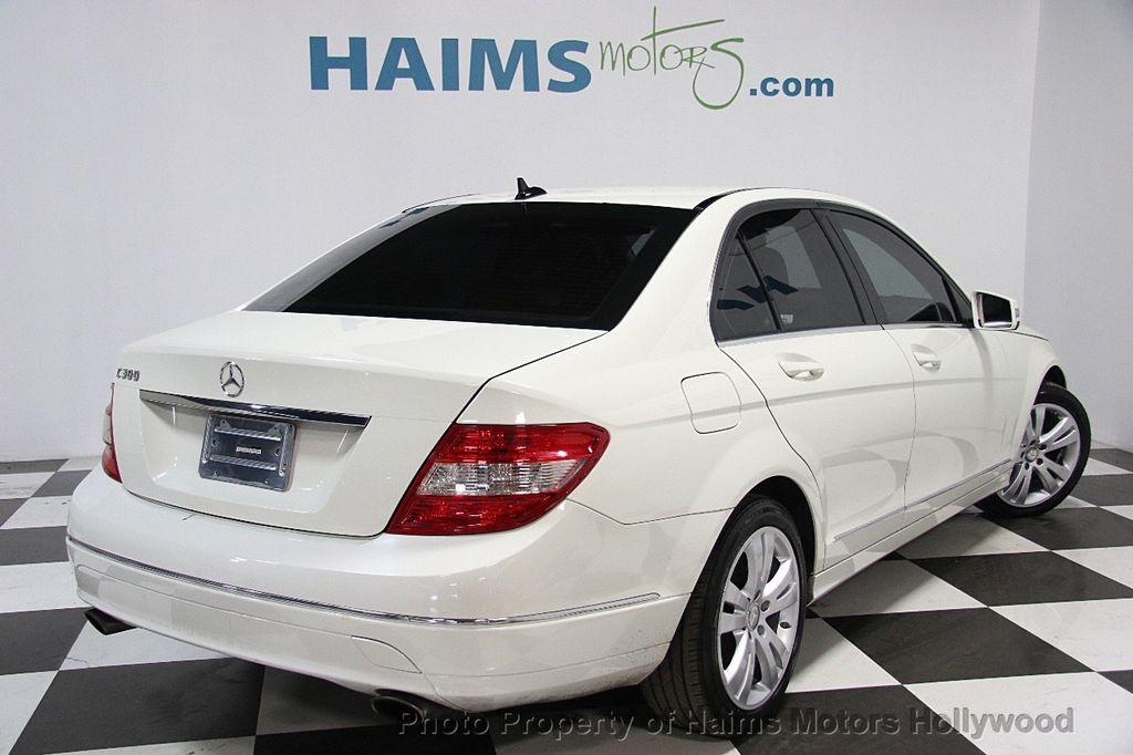 2011 Mercedes-Benz C-Class 4dr Sedan C300 Sport RWD - 16294113 - 5