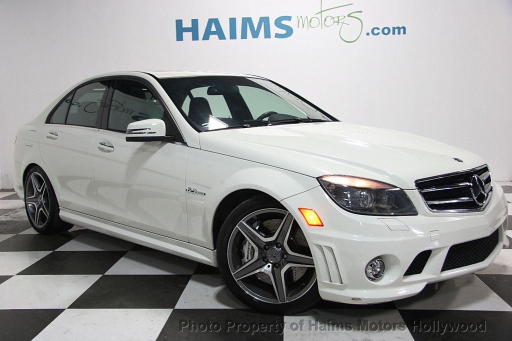 2011 used mercedes benz 4dr sedan c63 amg rwd at haims for Mercedes benz c class 2011 price