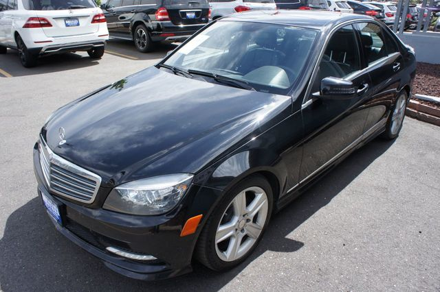2011 Used Mercedes-Benz C-Class C 300 4dr Sedan C300 Luxury 4MATIC at  Maaliki Motors Serving Aurora, Denver, CO, IID 18056206