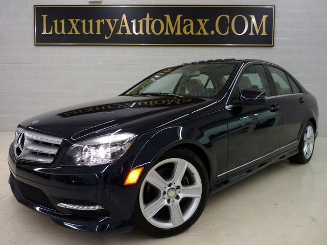 2011 Used Mercedes-Benz C-Class C300 4MATIC at Luxury