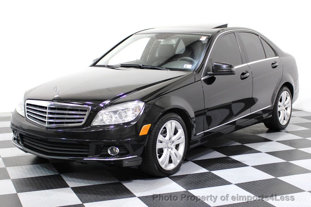 2011 used mercedes benz c class c300 4matic luxury model for Mercedes benz 2011