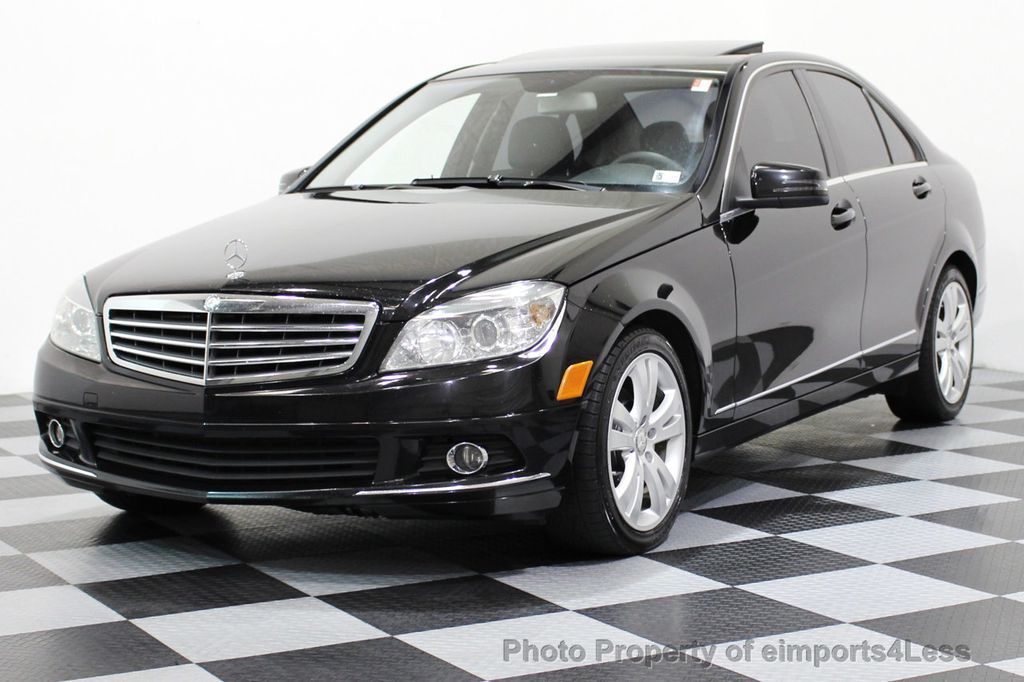 2011 Mercedes-Benz C-Class C300 4MATIC LUXURY MODEL AWD SEDAN - 16535767 - 9
