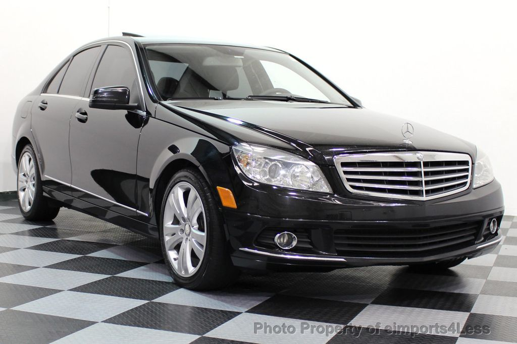 2011 Mercedes-Benz C-Class C300 4MATIC LUXURY MODEL AWD SEDAN - 16535767 - 10