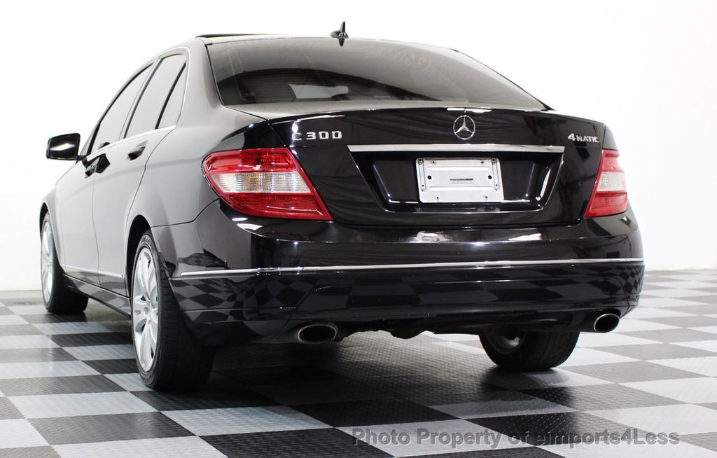 2011 Mercedes-Benz C-Class C300 4MATIC LUXURY MODEL AWD SEDAN - 16535767 - 11