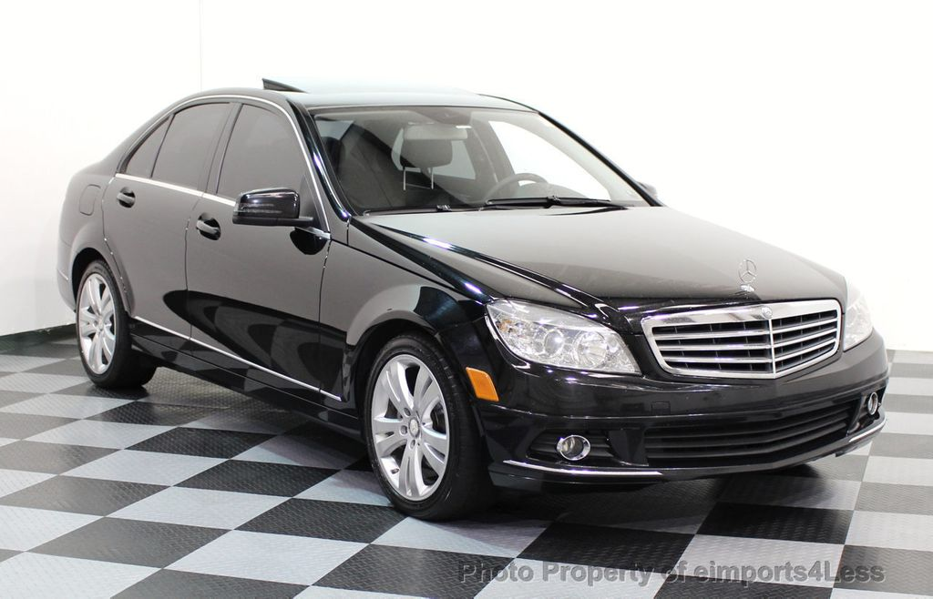 2011 Mercedes-Benz C-Class C300 4MATIC LUXURY MODEL AWD SEDAN - 16535767 - 1