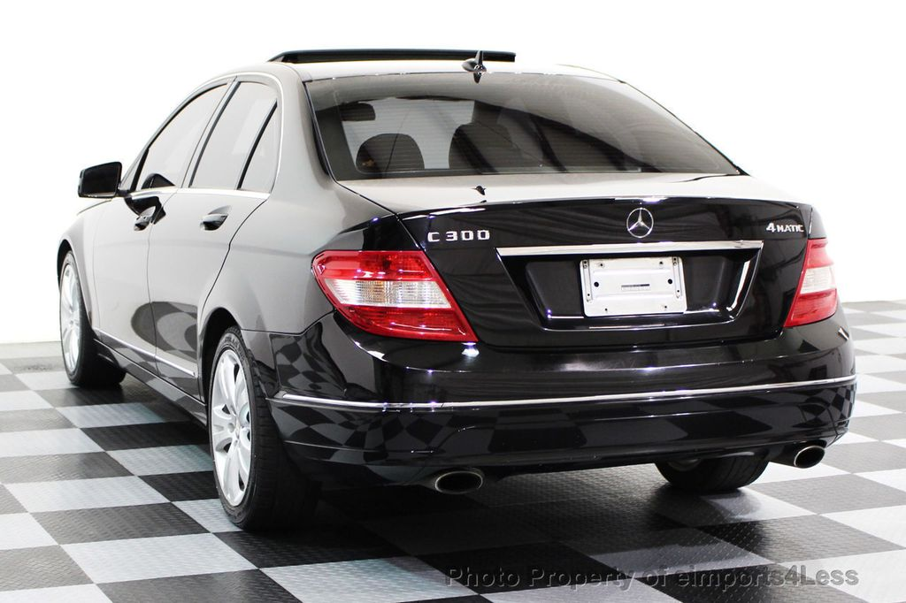 2011 Mercedes-Benz C-Class C300 4MATIC LUXURY MODEL AWD SEDAN - 16535767 - 2