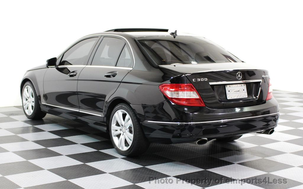 2011 Mercedes-Benz C-Class C300 4MATIC LUXURY MODEL AWD SEDAN - 16535767 - 34
