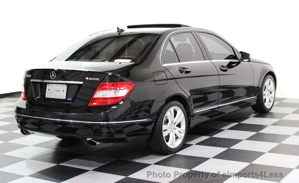2011 Mercedes-Benz C-Class C300 4MATIC LUXURY MODEL AWD SEDAN - 16535767 - 36