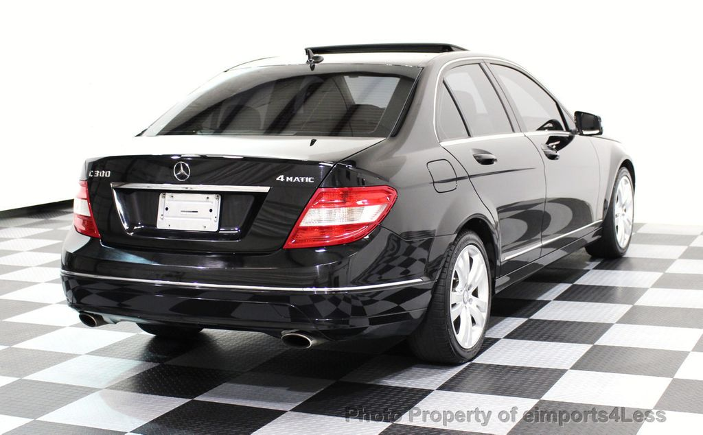 2011 Mercedes-Benz C-Class C300 4MATIC LUXURY MODEL AWD SEDAN - 16535767 - 3