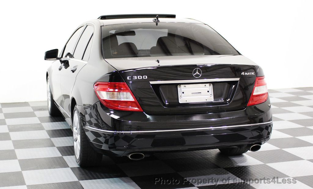 2011 Mercedes-Benz C-Class C300 4MATIC LUXURY MODEL AWD SEDAN - 16535767 - 39