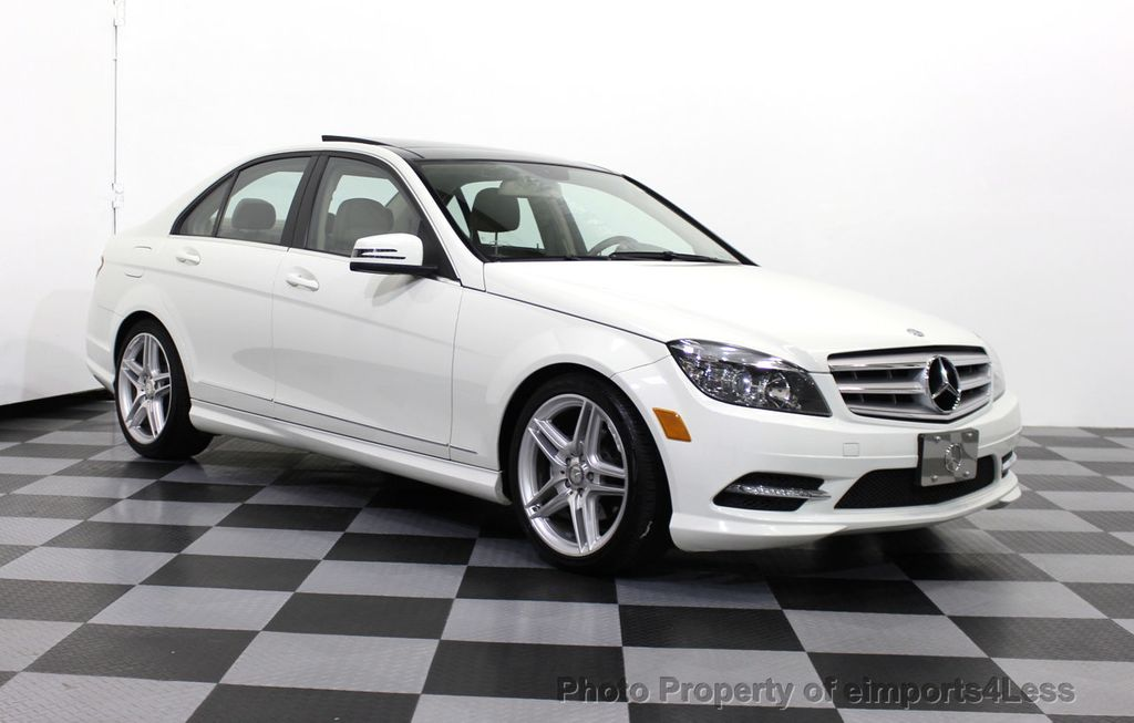 2011 used mercedes benz certified c300 amg sport package for Mercedes benz 300 amg