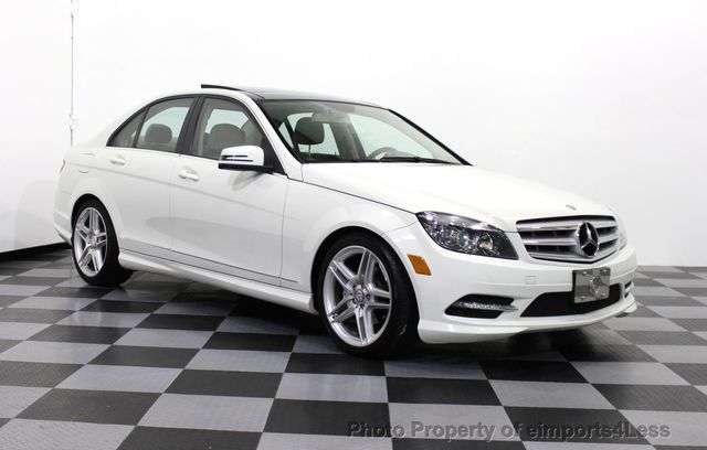 2011 Used Mercedes-Benz CERTIFIED C300 AMG SPORT PACKAGE CAMERA / NAVI at  eimports4Less Serving Doylestown, Bucks County, PA, IID 15634560