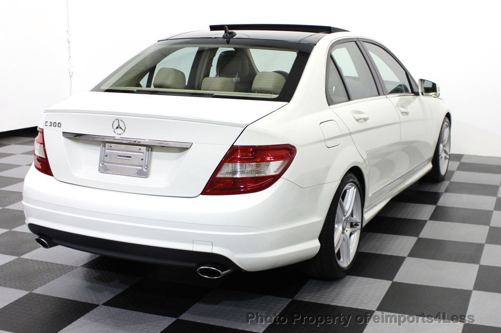 2011 Used Mercedes-Benz CERTIFIED C300 AMG SPORT PACKAGE ...