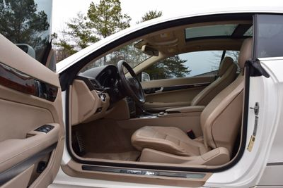 2011 Mercedes-Benz E-Class 2dr Cabriolet E 350 RWD - Click to see full-size photo viewer