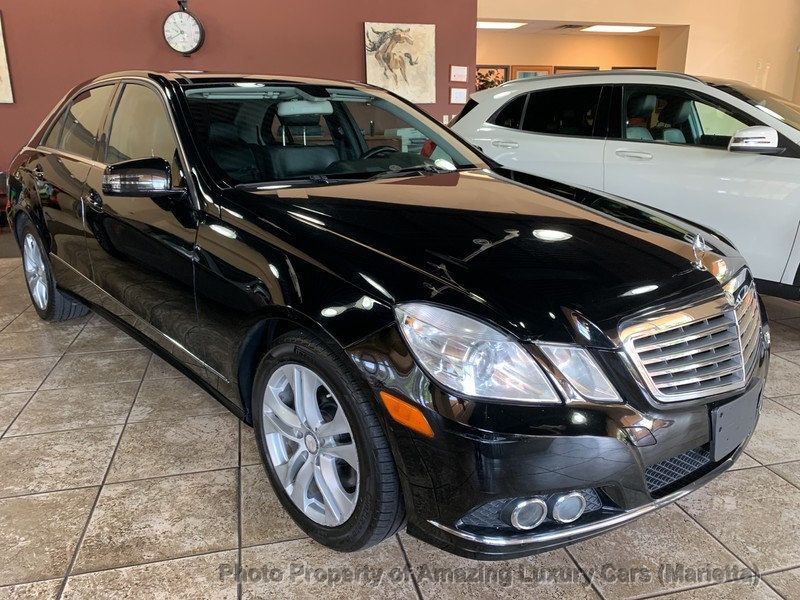 2011 Mercedes-Benz E-Class 4dr Sedan E 350 Luxury 4MATIC - 19509759 - 52