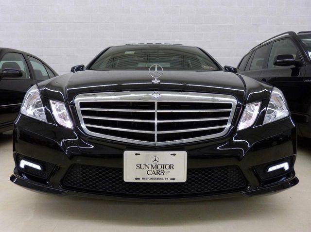 2011 used mercedes benz e class 4dr sedan e350 sport for Mercedes benz e350 sunshade