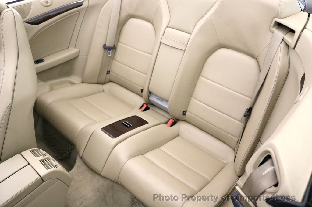 2011 Mercedes-Benz E-Class CERTIFIED E350 AMG Sport Package CAMERA NAVI - 17365777 - 9