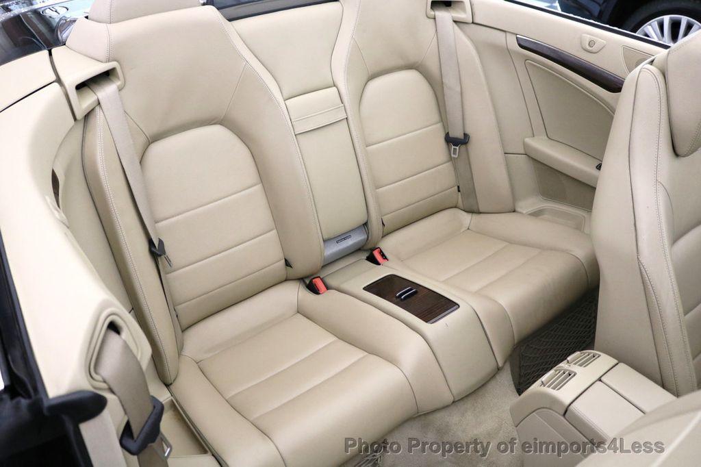 2011 Mercedes-Benz E-Class CERTIFIED E350 AMG Sport Package CAMERA NAVI - 17365777 - 10