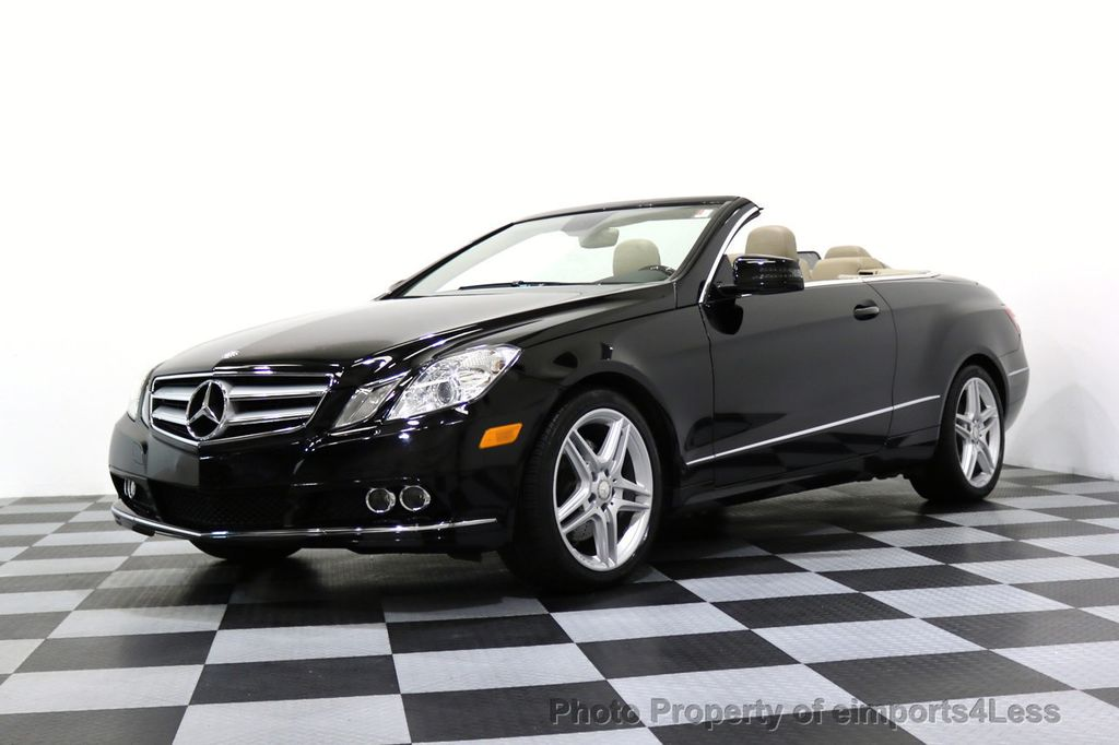 2011 Mercedes-Benz E-Class CERTIFIED E350 AMG Sport Package CAMERA NAVI - 17365777 - 14