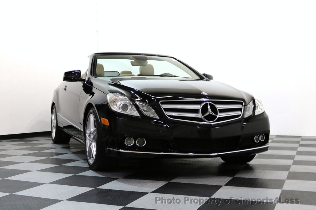 2011 Mercedes-Benz E-Class CERTIFIED E350 AMG Sport Package CAMERA NAVI - 17365777 - 15