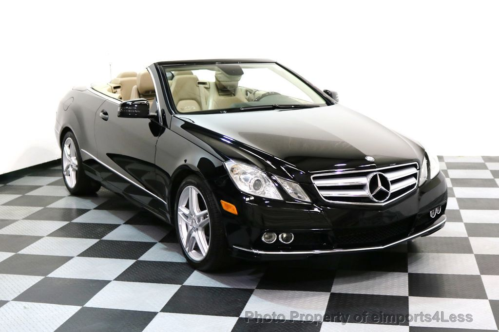 2011 Mercedes-Benz E-Class CERTIFIED E350 AMG Sport Package CAMERA NAVI - 17365777 - 1