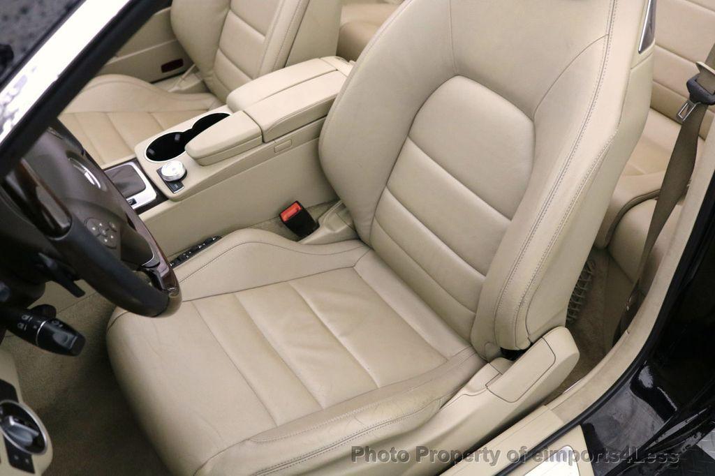 2011 Mercedes-Benz E-Class CERTIFIED E350 AMG Sport Package CAMERA NAVI - 17365777 - 22