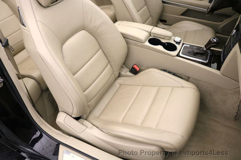 2011 Mercedes-Benz E-Class CERTIFIED E350 AMG Sport Package CAMERA NAVI - 17365777 - 23