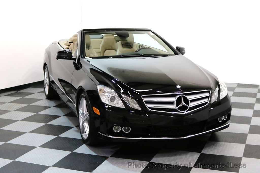 2011 Mercedes-Benz E-Class CERTIFIED E350 AMG Sport Package CAMERA NAVI - 17365777 - 28